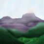 Alps mountains by TMilman