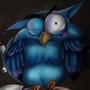 Dizzy Knight and Borris by DizzyVix