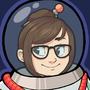Astronaut Mei by Nemuli