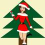 Monica Holiday by ellyrox