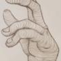Cross Contour Hand