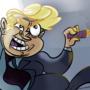Trump doesn't smoke apparently by KiwisBurntToast