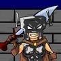 Knight with Unicorn by Slade1620