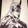 Batman by DrCasket