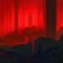 Haunted Forest #2 - speedpaint