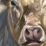 A Cow by SUPERSONICSQUID