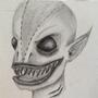 Amphibious Humanoid by ChemicalKitti