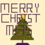 Christmas Tree Pixel Art by DestroyerXL44