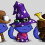 Cat Hats 1 by matt-likes-swords