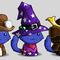 Cat Hats 1
