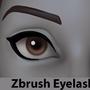 Eyelashes Tutorial by mccabe86