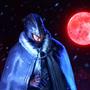 A Blood Moon Night