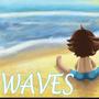 waves comic page 1/2
