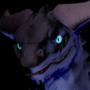 Dark dragonoid by themefinland