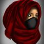 Masked Girl Portrait by tarfacraft