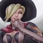 Witch Mercy by Gentlepoak