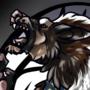 Werewolf In Pajamas by DinkiDingo
