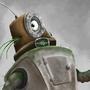 Cozmo the Flowerpot Bot