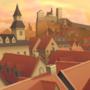 Sunset - The Tale Teller by zeedox