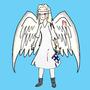 Wounded Angel/Haavoittunut enkeli by NostalgicNerd94