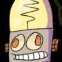 Robot Jones by SpanglishHorse