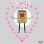 Mettaton's Legs Oh Yes! by ellisjonny