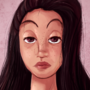 Maori girl...