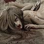 Zombie stripper by FASSLAYER