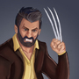 Logan aka Wolverine by gaurav-salunkhe