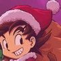 Happy Holidays, Goku! by BiggCaZv2