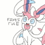 Sylveon by FoxesRuleMusic