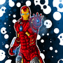 Dad's Iron Man by BeKoe