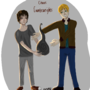 Callum and aaron by Fatimathegeek