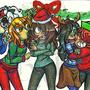 A Very Grim Christmas by StudioBXR