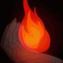 Fire by Veesama