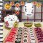 Sushi Bar by FacelessMochi