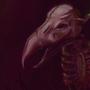 undead birdie by Toothytoozu