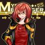 Mystic Messenger female version by Fienamation