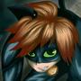 Miraculous Ladybug & Cat Noir by fiepaper