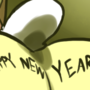 New Years Bear Again by DetrailedFires