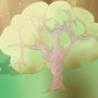 my idea of the tree of life by spottysneeky