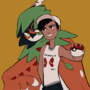 I would trust decidueye with my life by clampunk