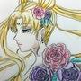 Sailor moon design by amandadarko
