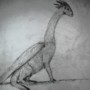 Dragon Sitting by sciencefreako
