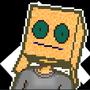 Mr. Box Head by HypSandar