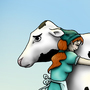 Eight Maids a Milking by JoannaChlopek