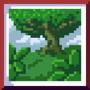 Bushoot Tree [Painting] by HypSandar