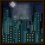 Night City [Painting] by HypSandar