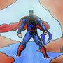 It's a job for Superman by hagarrastamnz