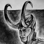 Loki by GoldenYakStudio